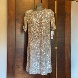 Caroline Rose Sparkle Dress
